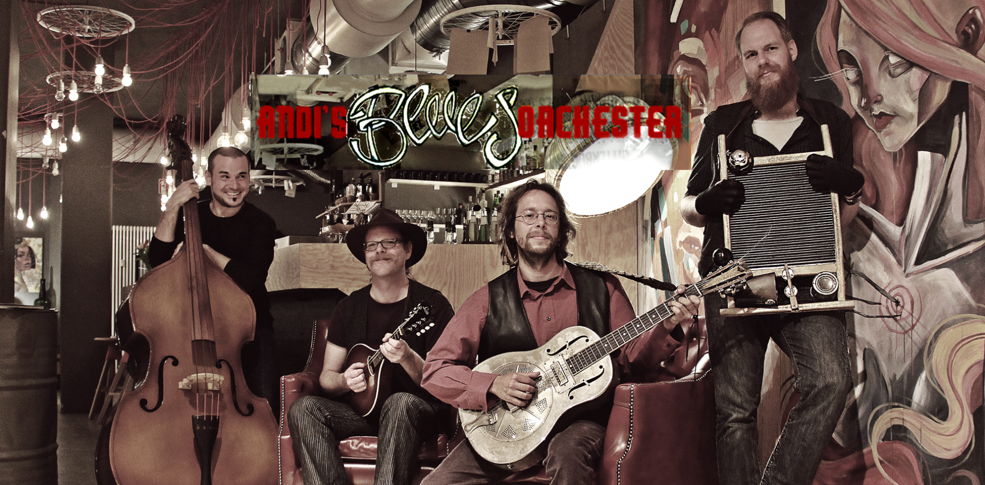 Delta Blues & Stringband music